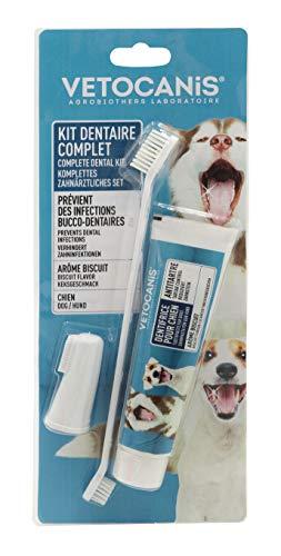 Brosse à dent pour chien